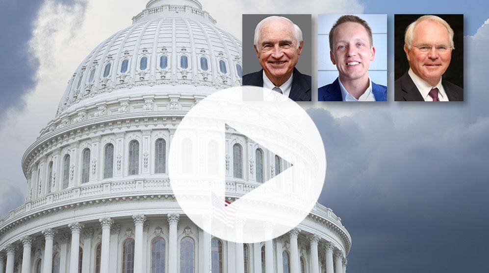 Webinar: AMG Discuss Biden's Recent Administration Nominations